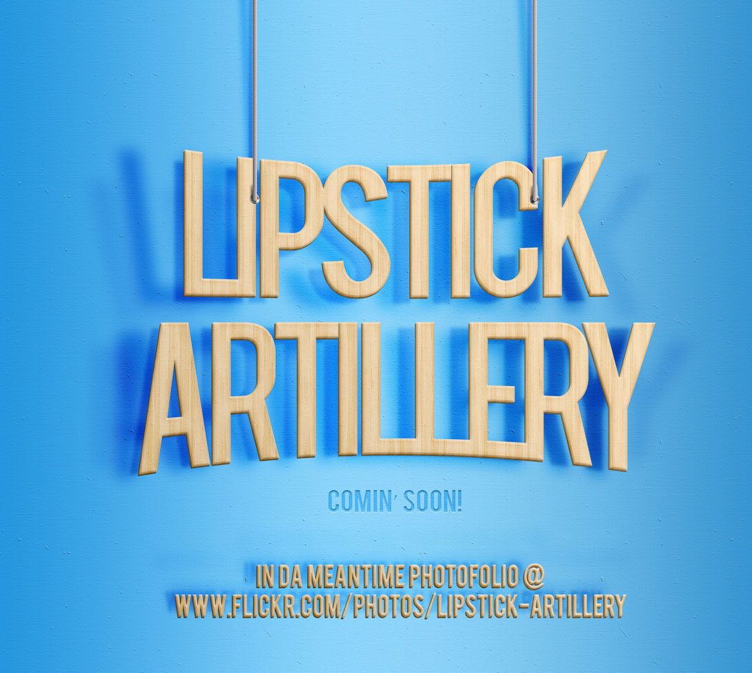 Website Lipstick ARTillery